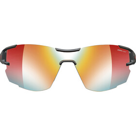 Julbo Aerolite Zebra Light Aurinkolasit Naiset, black/red/multilayer red